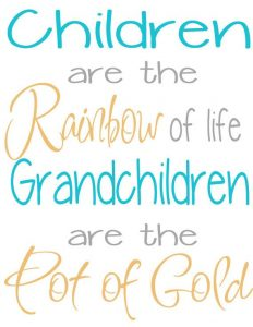 granndchildren-pot-of-gold