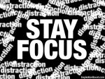 focus-distraction