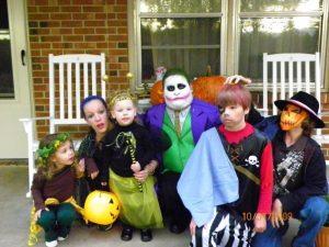 halloween-2009-family