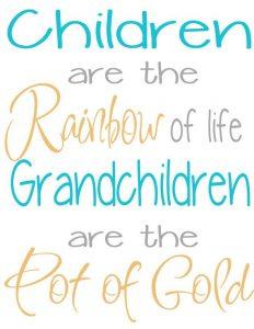 granndchildren-pot-of-gold